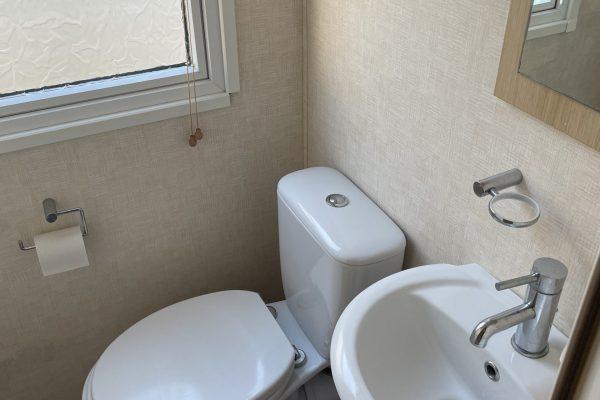 7. Small Toilet